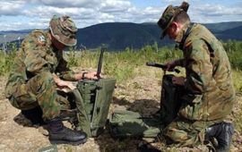 Deployment of TACLINK in national exercises
